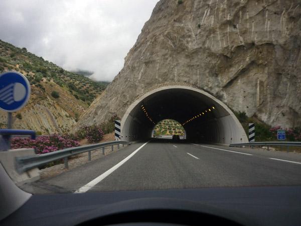 Autovía a-44. Foto 3.