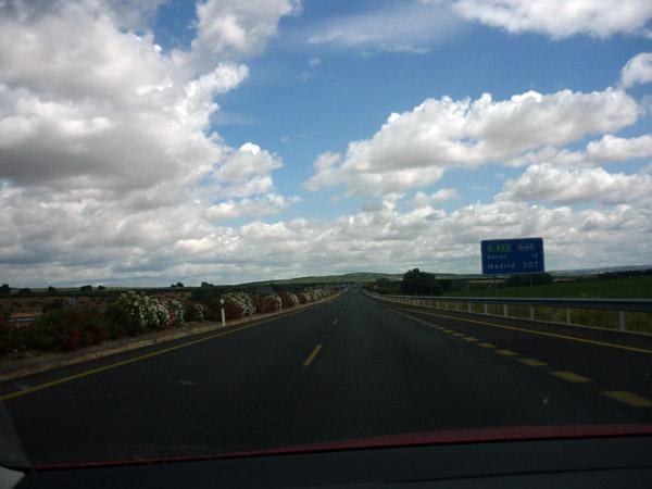 Autovía a-44. Foto 7.