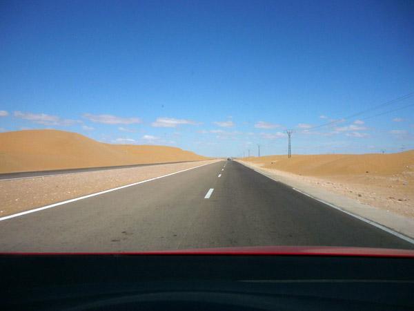 Sahara occidental. El Aaiún.
