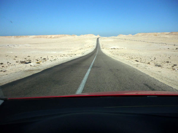 Sahara Occidental. Carretera 3