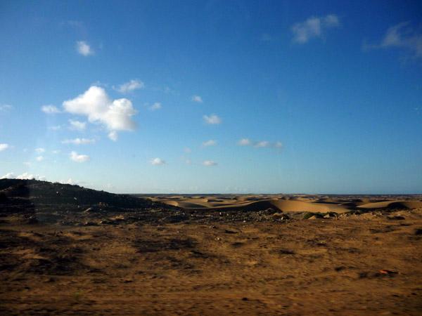 Sahara occidental. Dunas 2.
