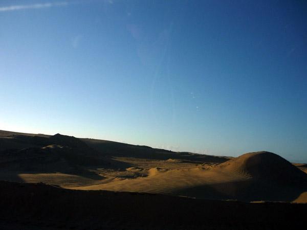 Sahara occidental. Dunas 3.