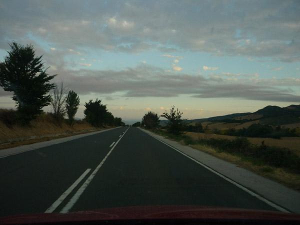 Carretera de Navarra