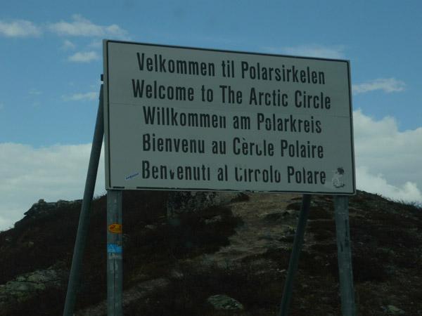 0005-Bienvenida al Círculo Polar Ártico