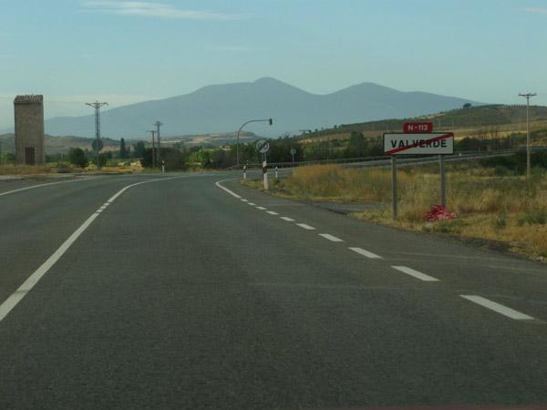 Valverde. Navarra.