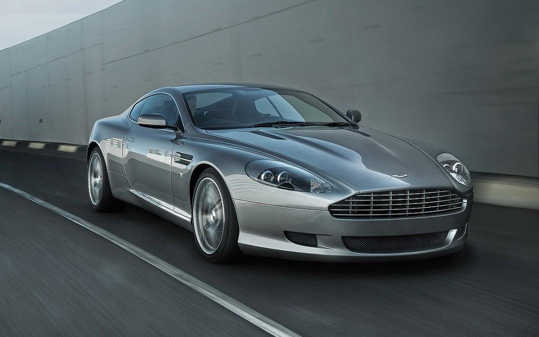 Aston Martin DB9, ahora con un motor más potente (476 CV)