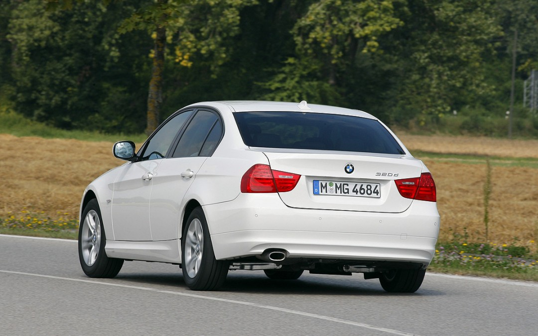 BMW Serie 3 2011. Nueva versión EfficientDynamics Edition