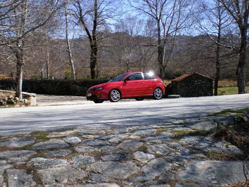 SEAT IBIZA CUPRA 1.8 20VT ( Marzo 2006)