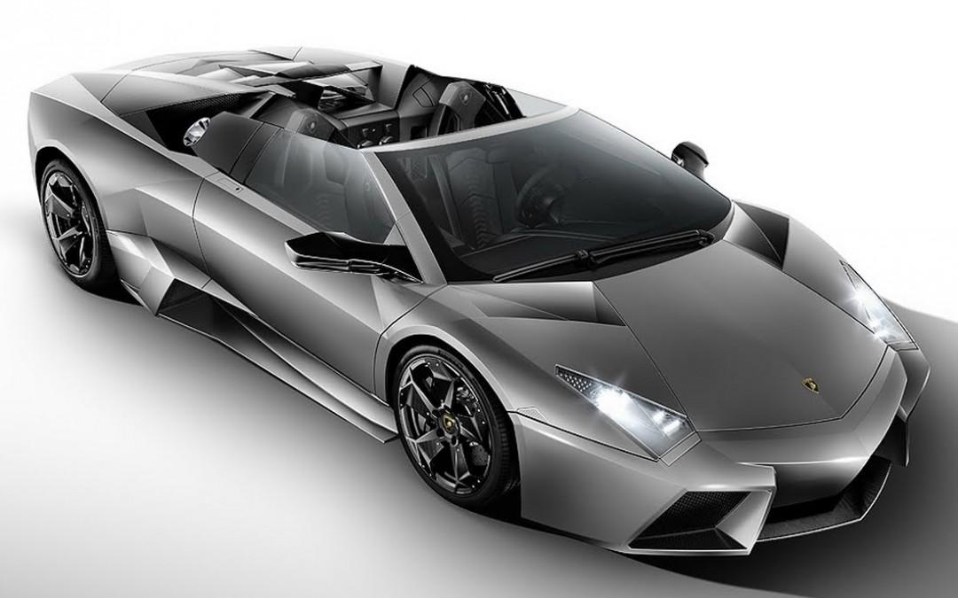 Reventón Roadster, el nuevo superdeportivo de Lamborghini