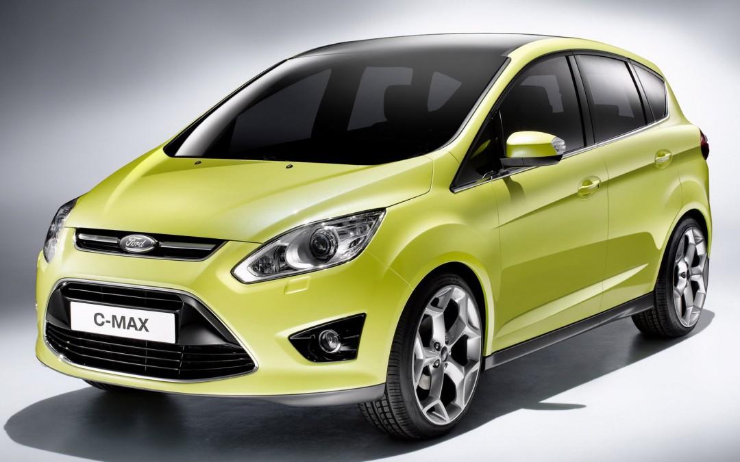 Nuevas promociones para los Ford C-MAX y Grand C-MAX. En venta desde 14.390 Euros.