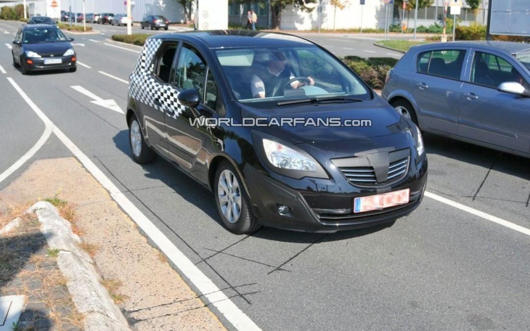 Nuevas versiones del Opel Meriva! En venta desde 15.300 €
