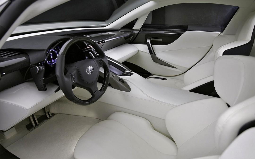 Lexus presentará un nuevo deportivo en el Salón de Tokio