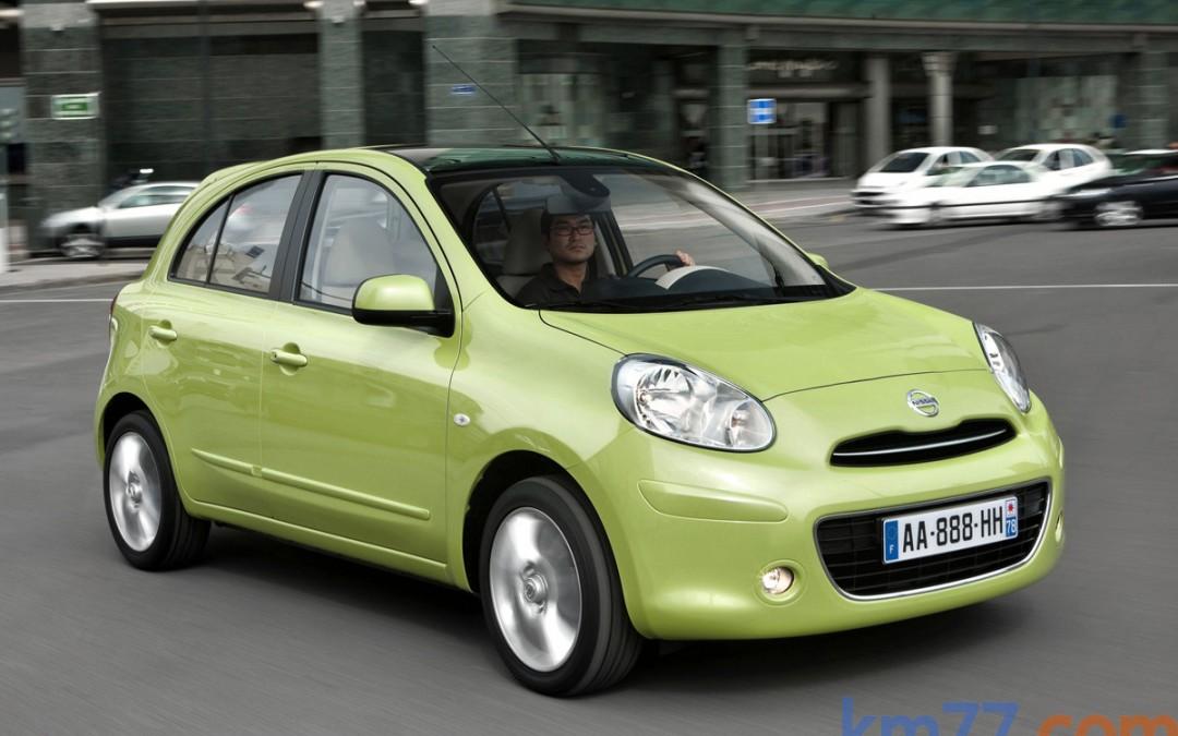 Nuevo Nissan Micra 1.2 Turbo, disponible desde 13.000 €