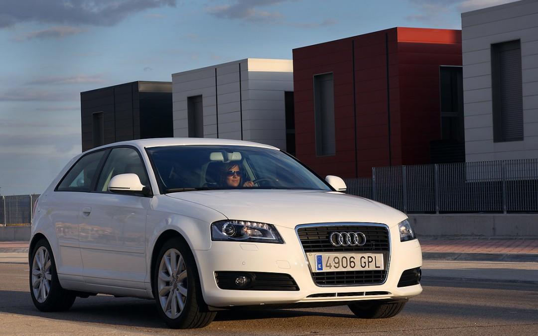 Audi A3 2.0 TDI 140 CV: ahora sólo emite 115 g/km de CO2.