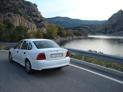 Opel Vectra 2.0 DTI 16V | Prueba tu coche