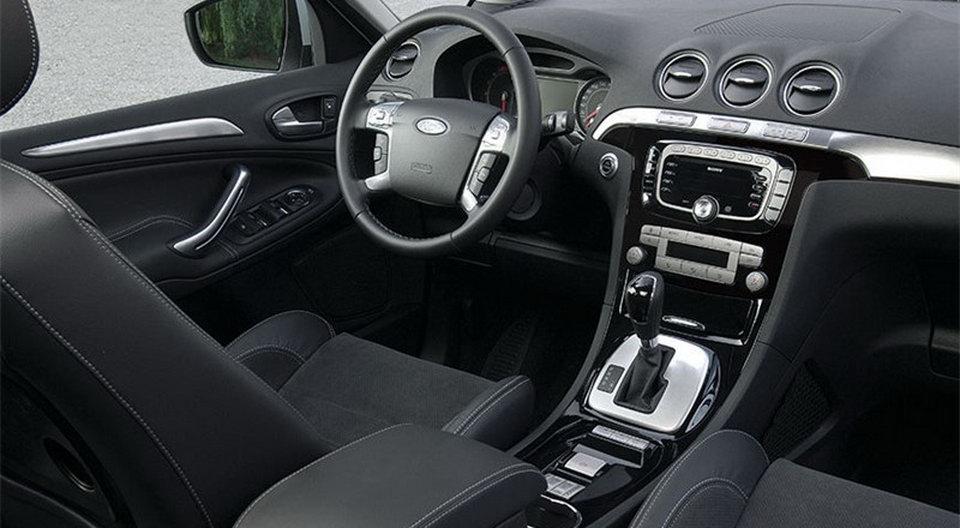 Ford S-MAX: nuevo motor 1.6 TDCI 115 CV
