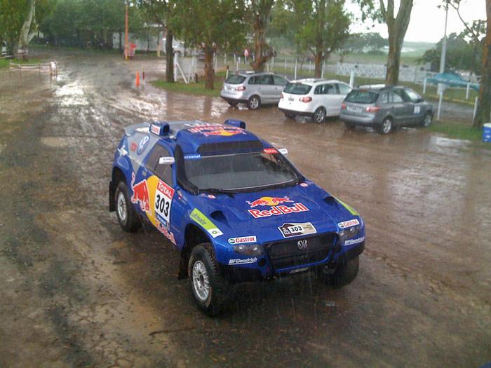 Lucas Cruz. Dakar 2010. 02