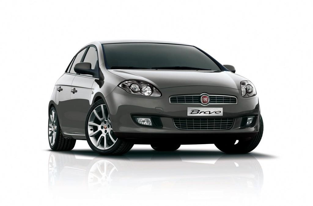 Fiat reduce la gama Bravo a 5 versiones. Desde 13.260 Euros.