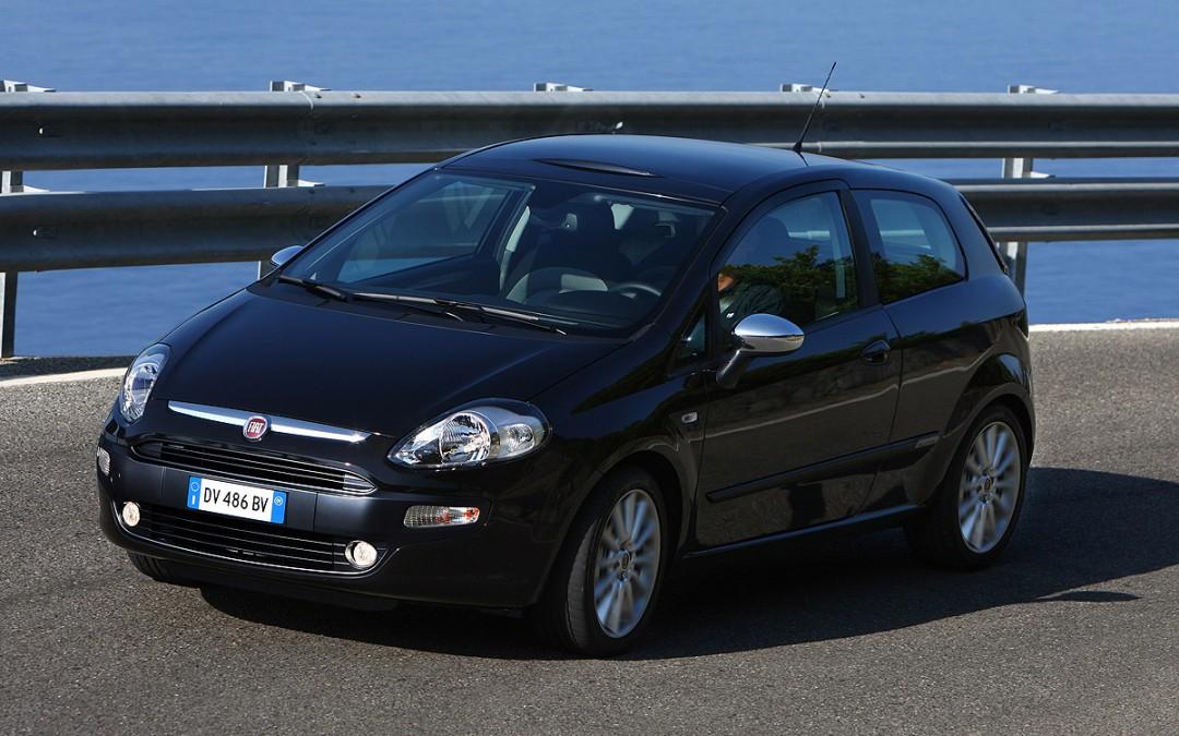 Nueva gama de motores para el Fiat Punto Evo. En venta desde 10.050 €