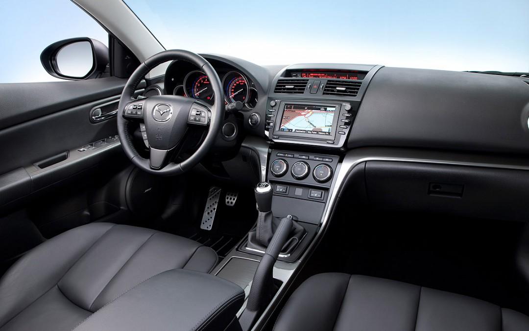 """Nuevo Mazda6 """"Kuyira"""". Más equipamiento por menos."""