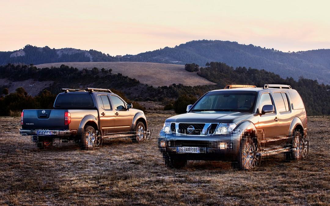 Nuevos Nissan Pathfinder y Navara 3.0 dCi 231 CV ya en venta!