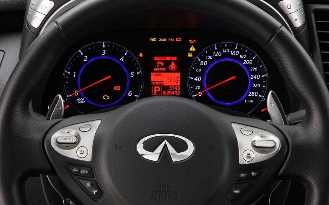 Infiniti FX 2010 Diesel en venta desde 60.900 €
