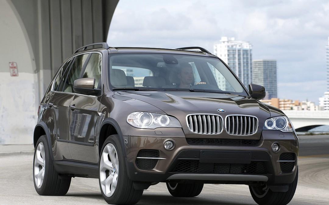 Nuevo BMW X5 ya en venta. Paquete deportivo «M» para primavera.