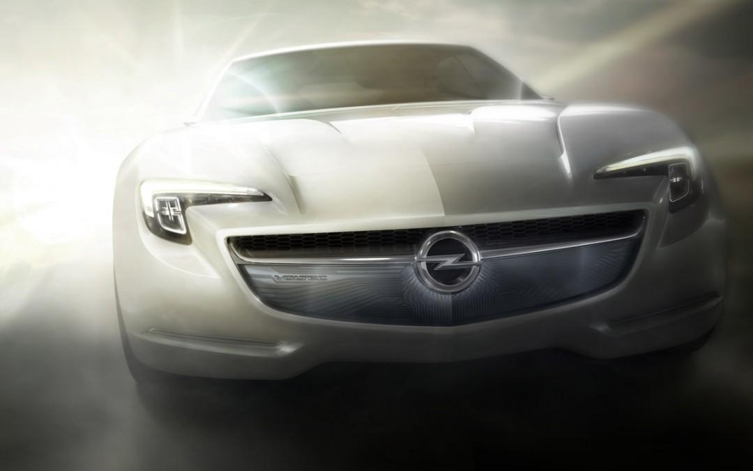 Así es el prototipo eléctrico Opel Flextreme GT/E