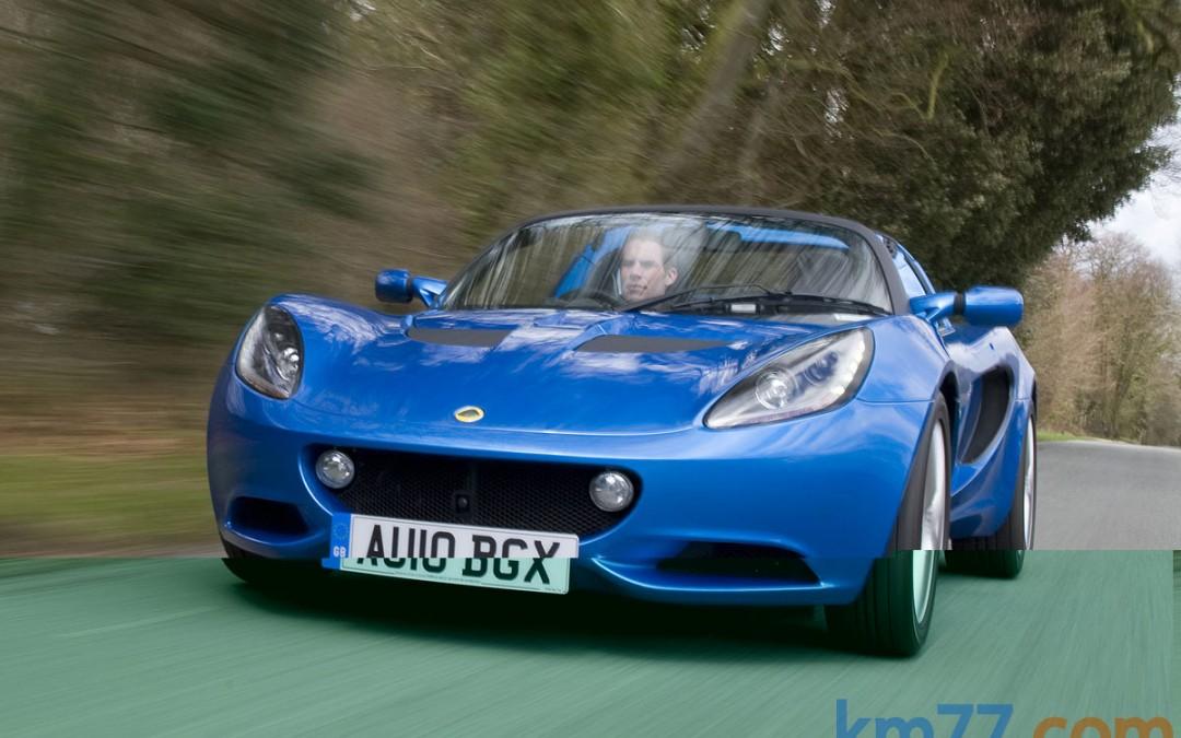 Lotus Elise 2011, en venta desde 42.000 €. Nuevo aspecto y cambios en la gama de motores
