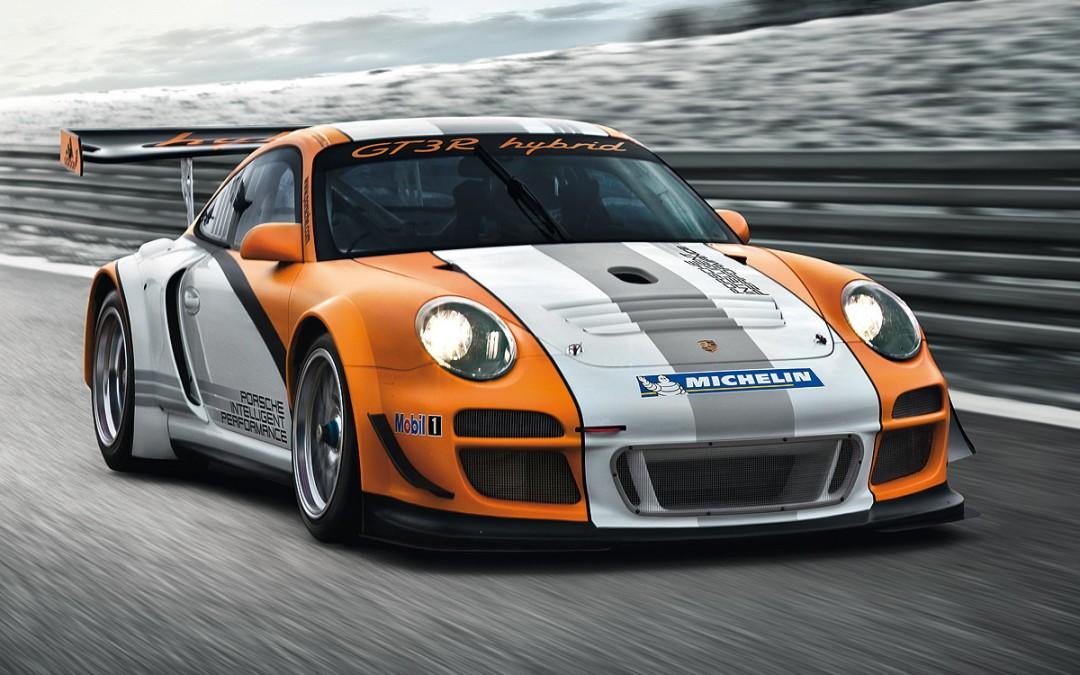Porsche 911 GT3 R Hybrid: un híbrido de competición.