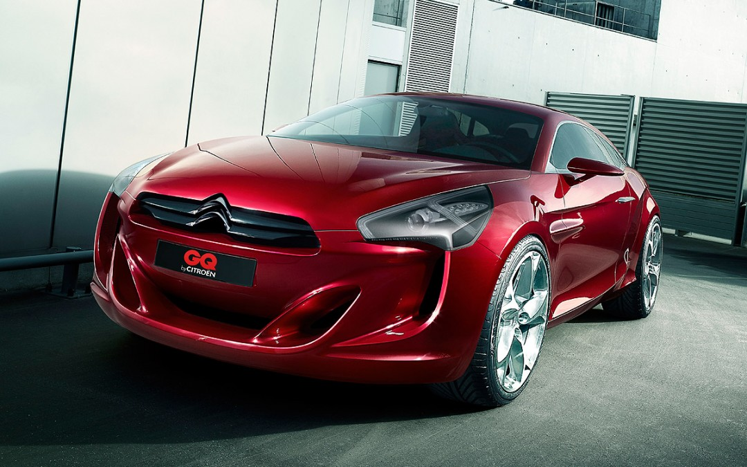GQbyCITROËN, el nuevo prototipo de Citroën.