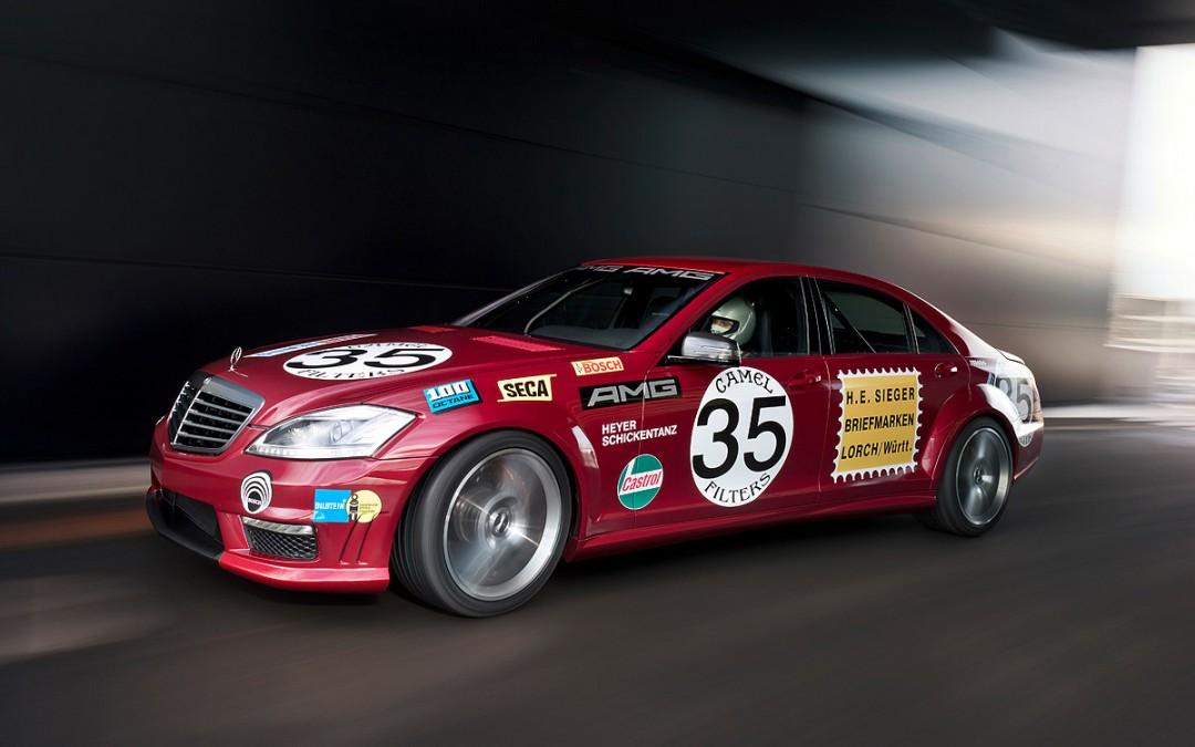 Mercedes-Benz y AMG: nuevo motor 5.5 V8 biturbo de 544 CV.
