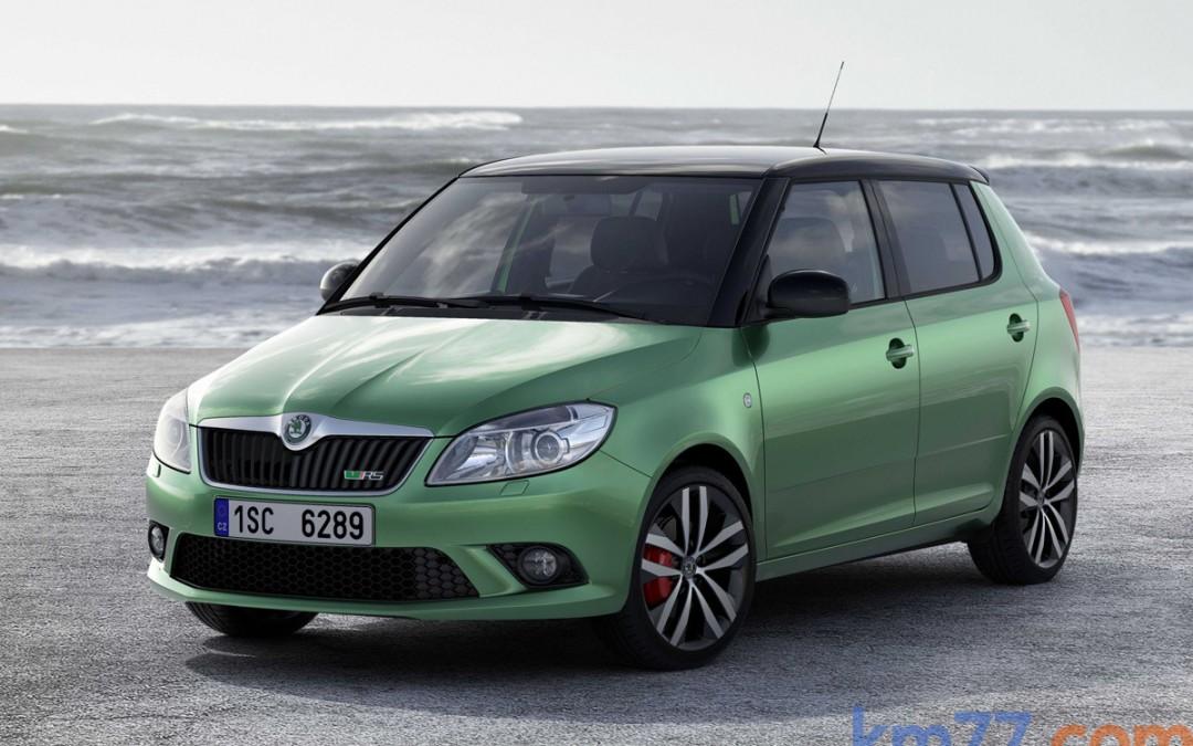 Nuevo Fabia RS 1.4 TSI DSG en venta por algo más de 18.000 €