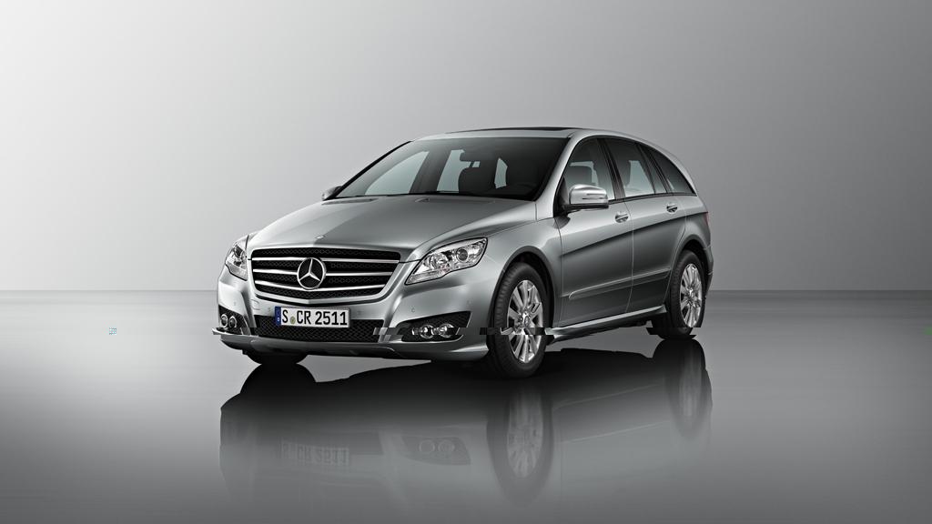 Nuevo Mercedes-Benz Clase R. En venta desde 55.500 €