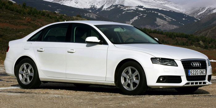 Prueba de consumo (1): Audi A4 2.0 TDIe contra VW Passat 2.0 TDI BMT