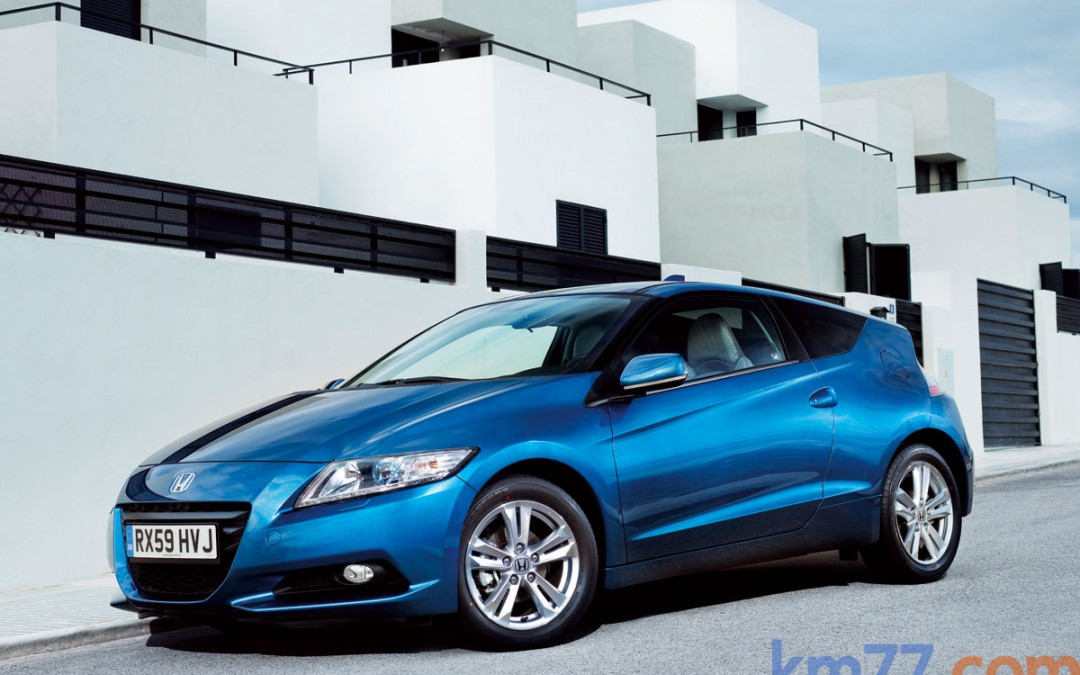 Honda CR-Z, disponible desde 21.900 €.