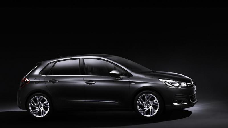 Así es el nuevo Citroën C4! Primeras imágenes!