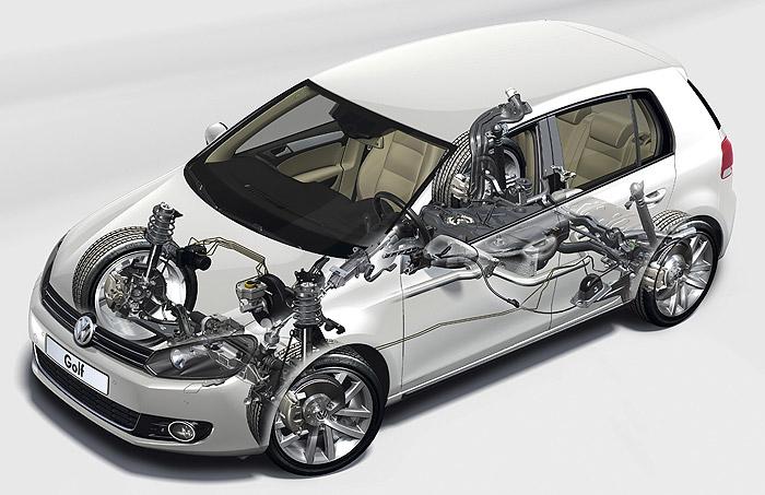 Prueba de consumo (7): Volkswagen Golf VI 1.4-TSI 122 CV DSG
