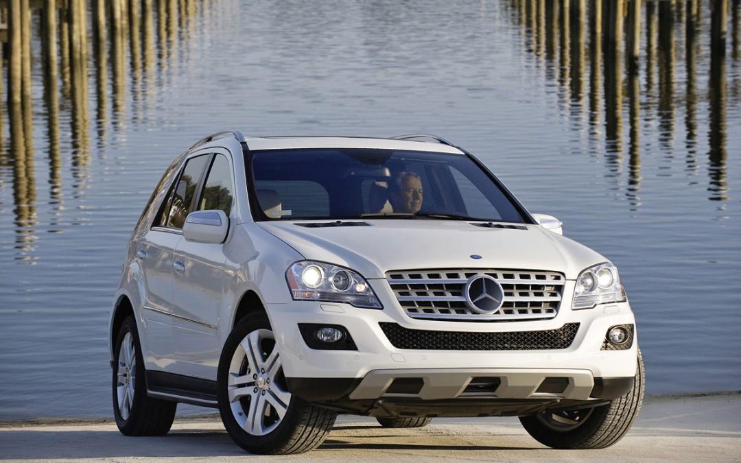 Menos motores para el Mercedes-Benz Clase M.