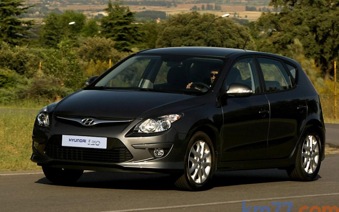 Cambios de aspecto y motores para el Hyundai i30.