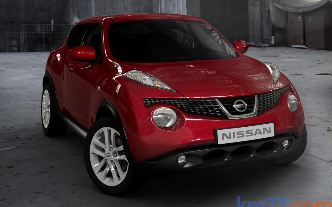 Nissan Juke, ahora con un menor consumo. Desde 16.250 Euros.