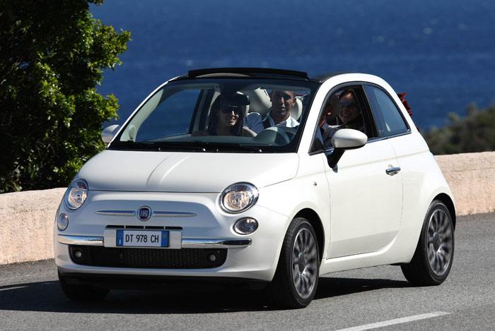 Prueba de consumo (6): Fiat 500-C 1.3D MultiJet II 95 CV