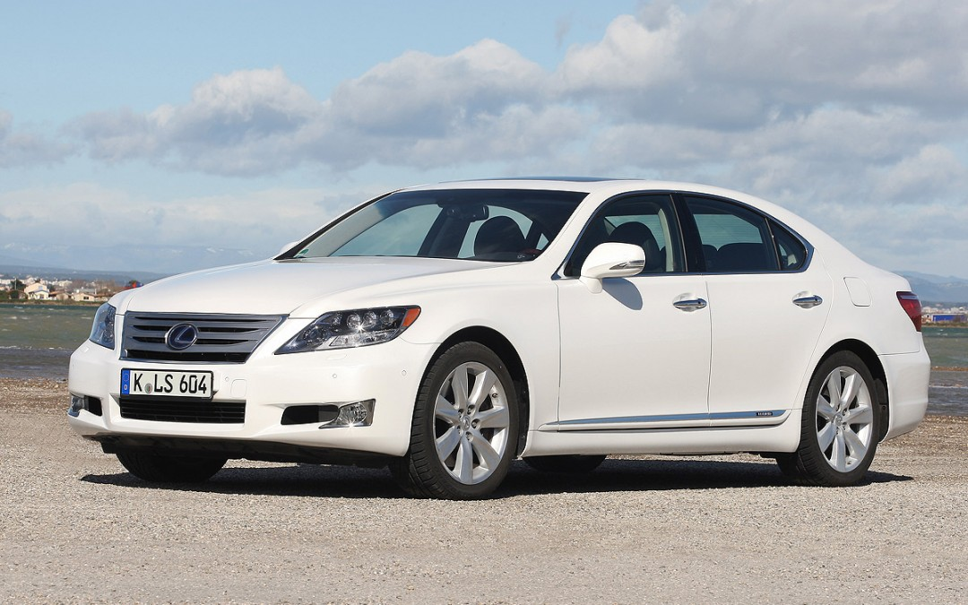 Lexus LS 2010. En venta desde 100.000 €