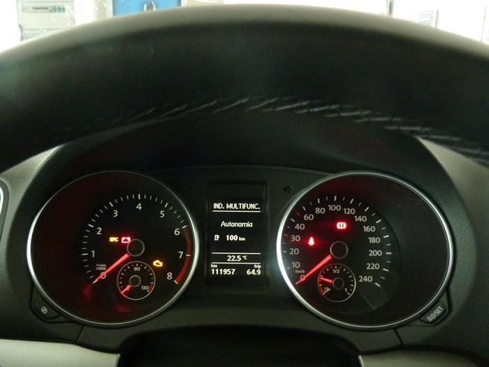 Volkswagen Golf. Prueba 100.000 kilómetros.