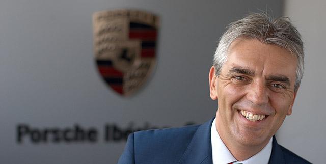 Entrevista 1. Porsche. José Antonio Ruiz