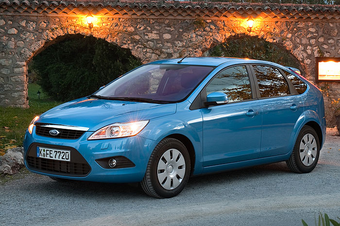 Prueba de consumo (10): Ford Focus ECOnetic 1.6-TDCi