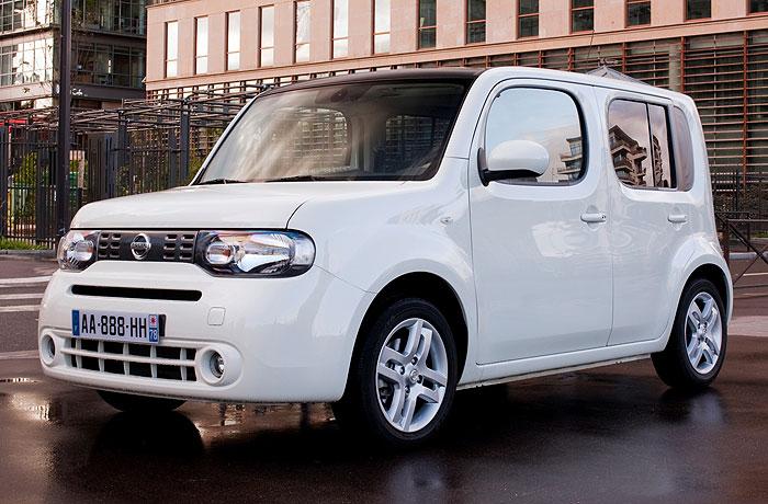 Prueba de consumo (12): Nissan Cube 1.6i