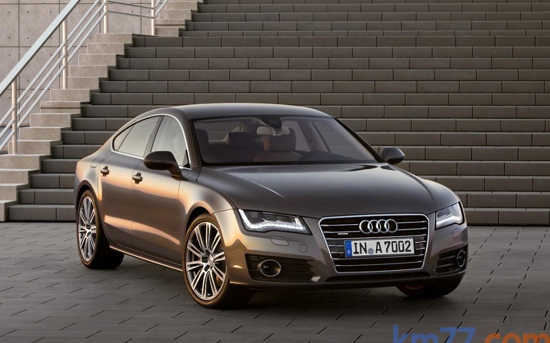 Nuevas versiones para el Audi A7 Sportback! En venta desde 57.510 Euros