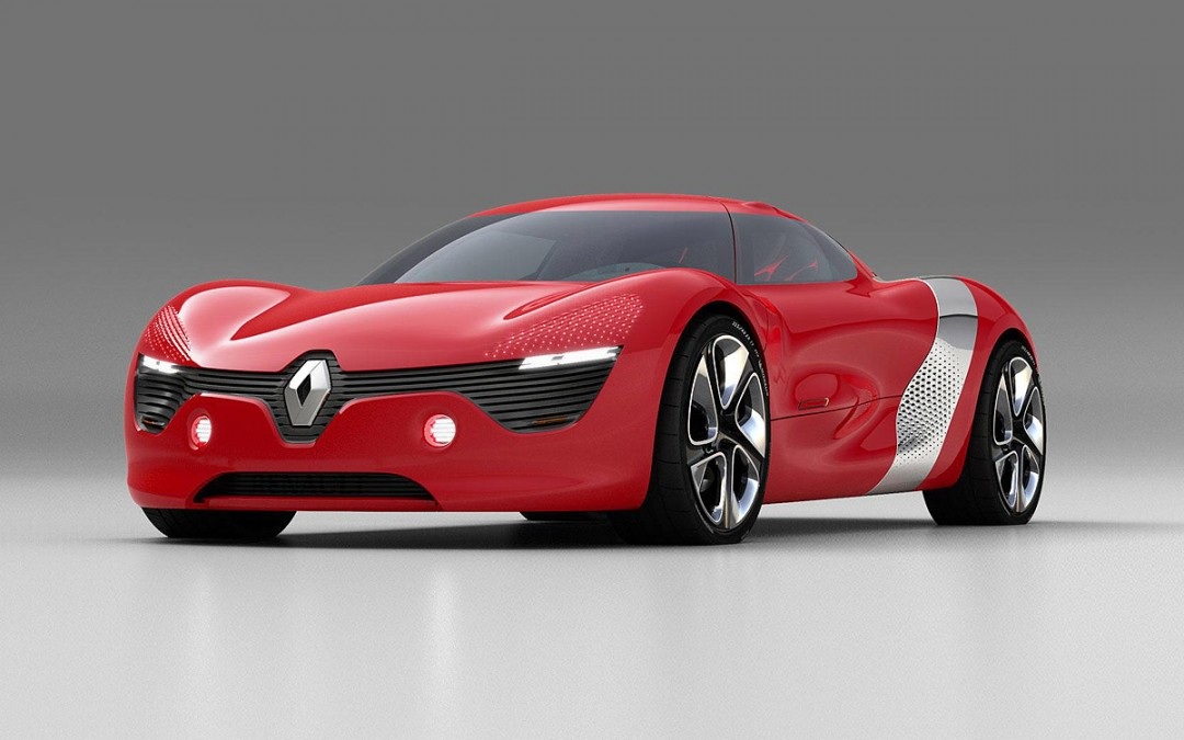 Concept car DEZIR: deportivo eléctrico de Renault