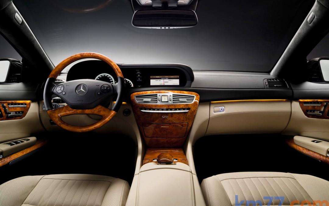 Mercedes-Benz CL 2011, en venta desde 136.400 €
